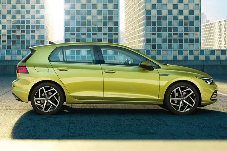 Premiär för nya Volkswagen Golf