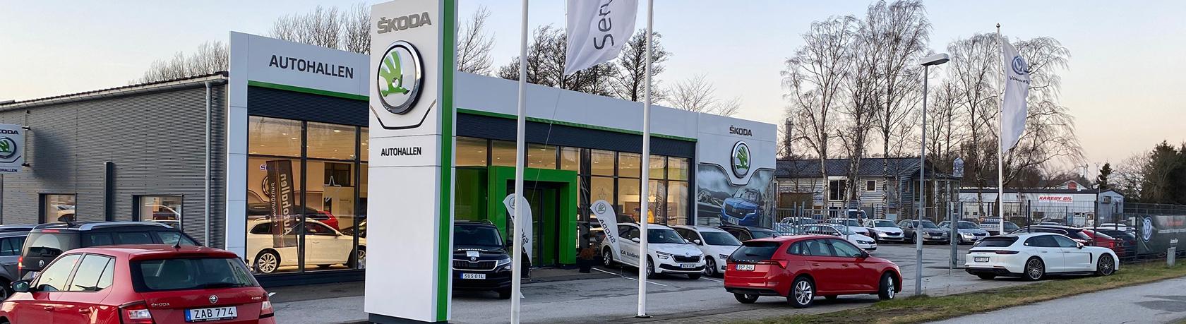 Autohallen i Stenungsund