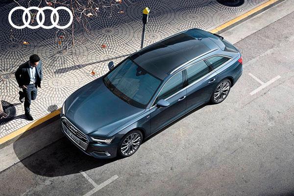 Audi tillbehör
