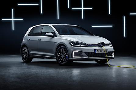 Kampanj Volkswagen Golf GTE