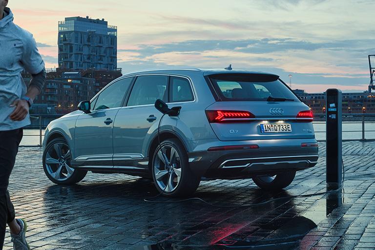 Audi Q7 laddhybrid
