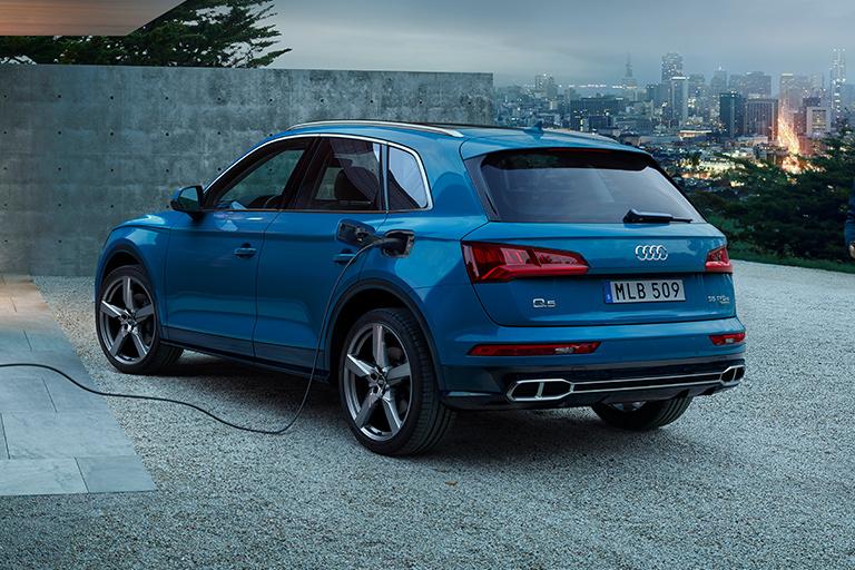 Audi Q5 laddhybrid