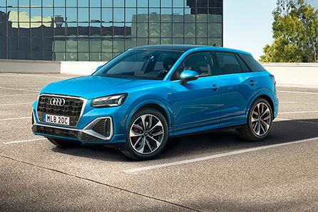 Nya Audi Q2