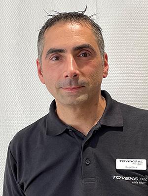 Daniel Sinik